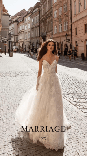 Marriage Bride Collection 2022 Evelyn