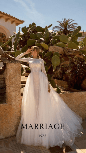 Marriage Bride Collection 2022 Harper