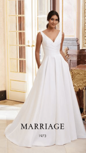 Marriage Bride Collection 2022 Isabella front