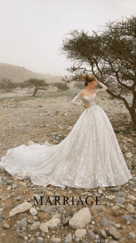 Marriage Bride Collection 2022 Mina
