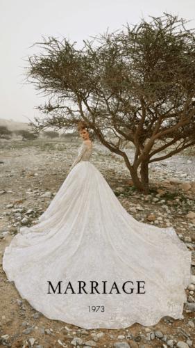 Marriage Bride Collection 2022 Mina b