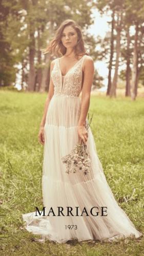 Marriage Bride Collection 2022 Olivia