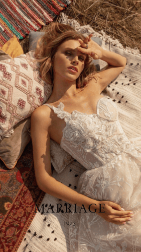 Marriage Bride Collection 2022 Paisley