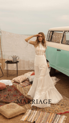 Marriage Bride Collection 2022 Samantha