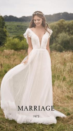 Marriage Bride Collection 2022 Scarlett