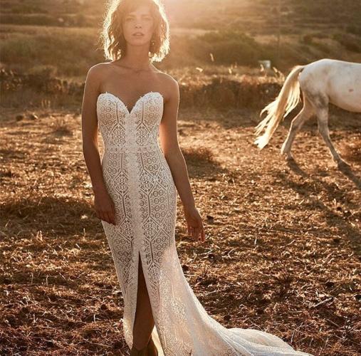 Νυφικό 001 Marriage Fashion