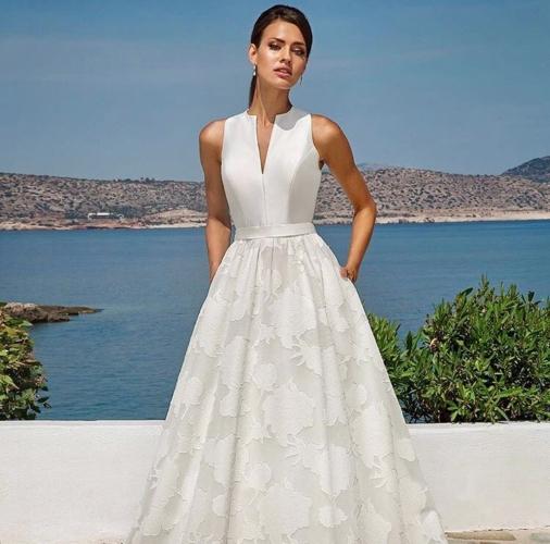 Νυφικό 003 Marriage Fashion