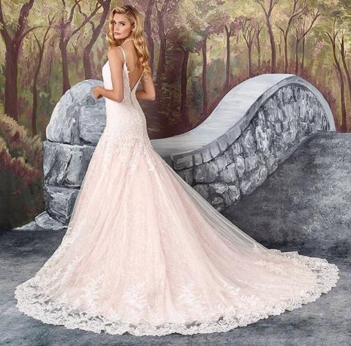 Νυφικό 004 Marriage Fashion