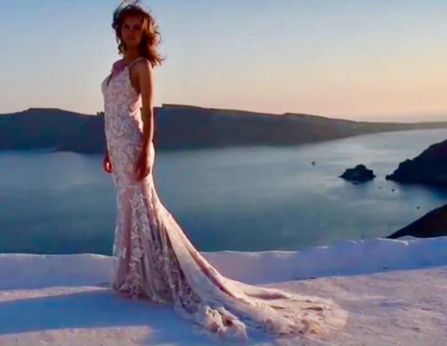 Νυφικό 005 Marriage Fashion