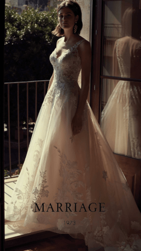 Marriage Bridal Collection Mila