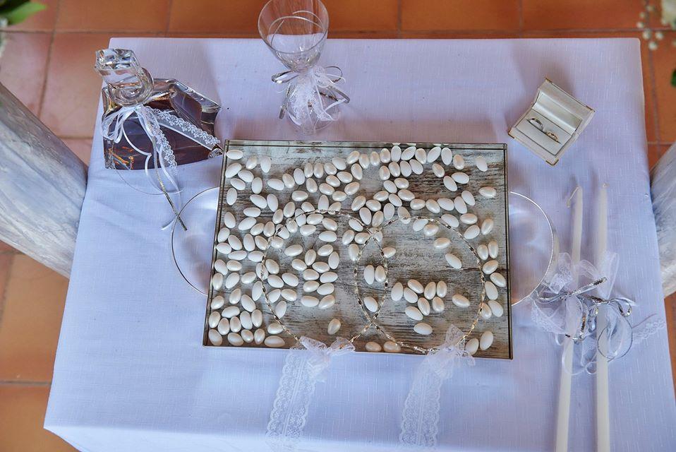 Δίσκοι γάμου collection 2020